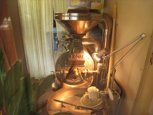 Elefantino4 焙煎機
