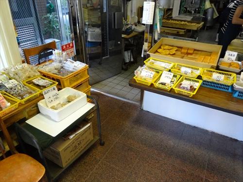 町田豆腐店2店内