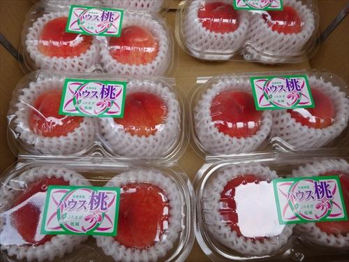 蕪木青果店10モモ