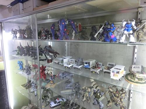 ガイドビーコン・5展示スペース1