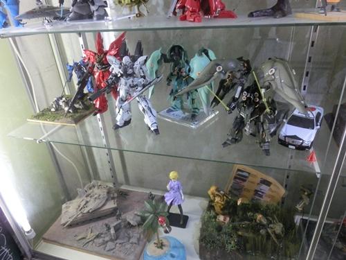ガイドビーコン・6展示スペース2