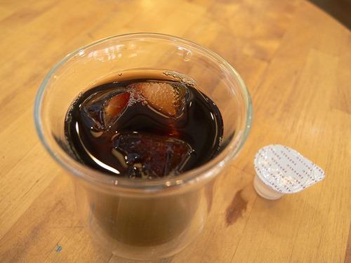 珈琲鳴館10・水出しアイスコーヒー