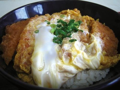 くりえ亭1・カツ丼