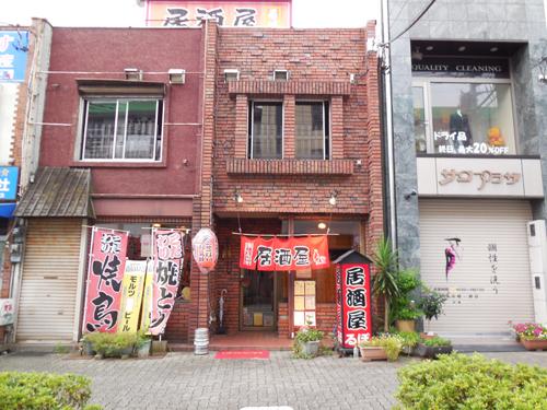 写真1:店頭(全体)