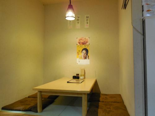 写真5:店内(お座敷)
