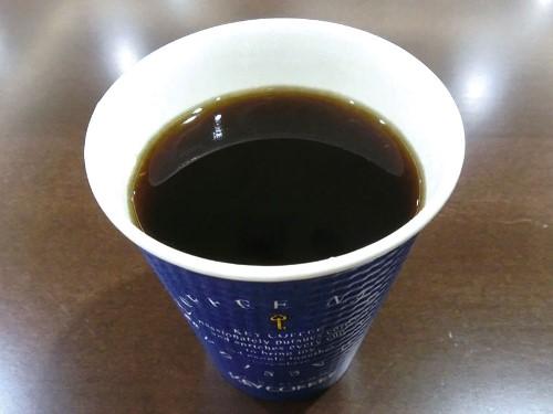 くりえ茶房・写真5ホットコーヒー