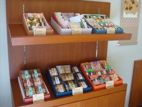 御菓子司亀田屋3店内3