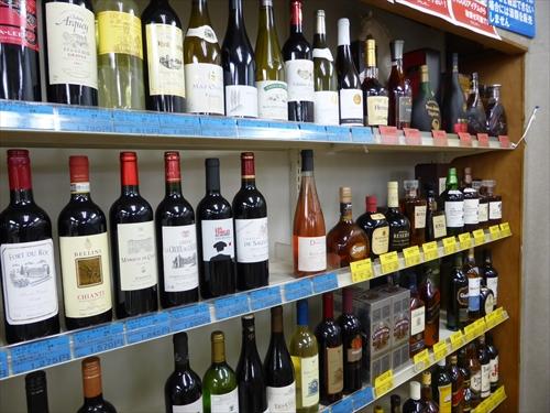141017(有)浦野商店写真3洋酒