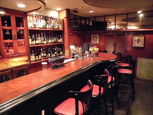 Bar来夢来人2カウンター