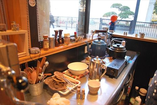 こぐま屋珈琲店6厨房