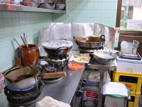 清庵9厨房1