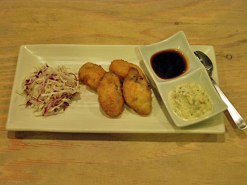牡蠣BASARA10牡蠣フライ