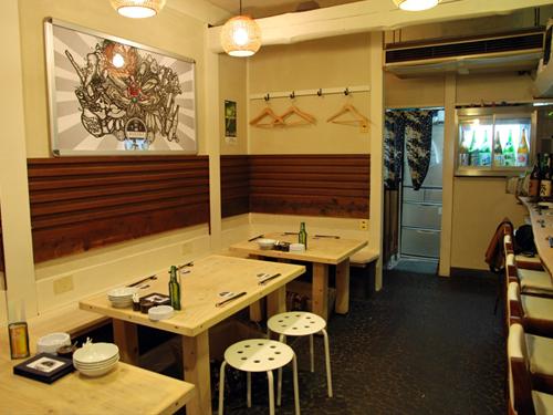 牡蠣BASARA2店内1
