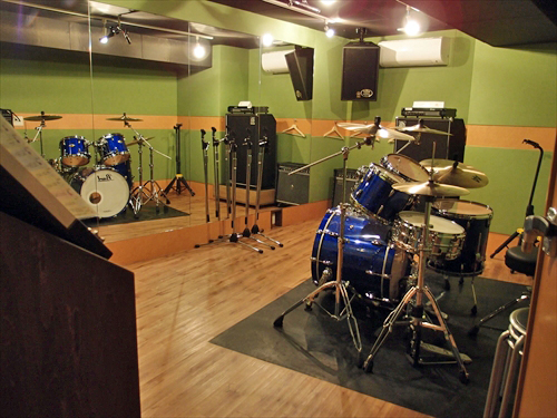SOUNDSTUDIO EIGHT6スタジオ