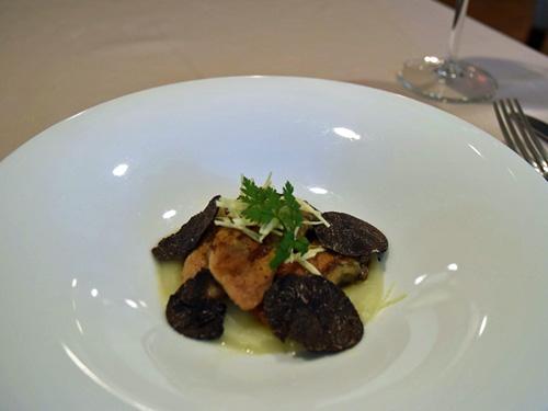 イタリア料理 ラ・ルーチェ5宮城カキのソテー