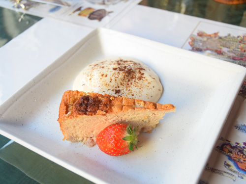 ピアチェーレ7イチゴのチーズケーキ