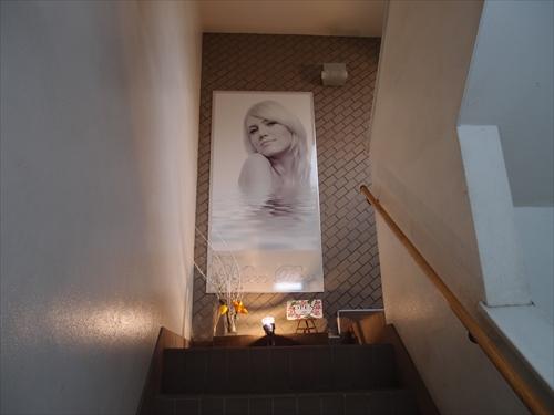 美容室MoonBow2階段
