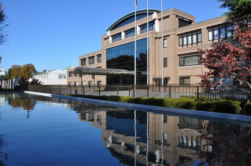 府中刑務所庁舎